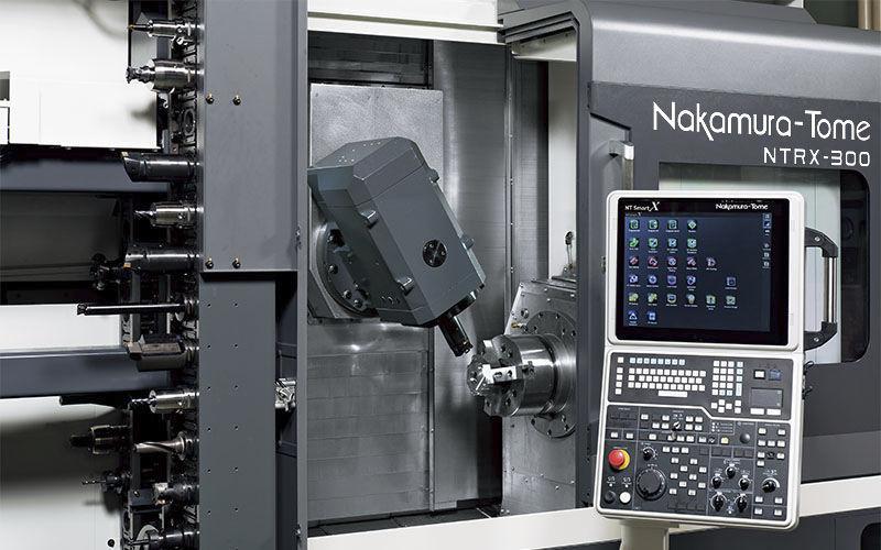 Torno Multitarea Nakamura Tome NTRX-300